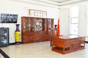 大厅办公区