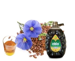 固阳胡麻籽油