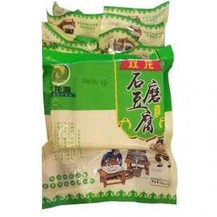 固阳石磨豆腐